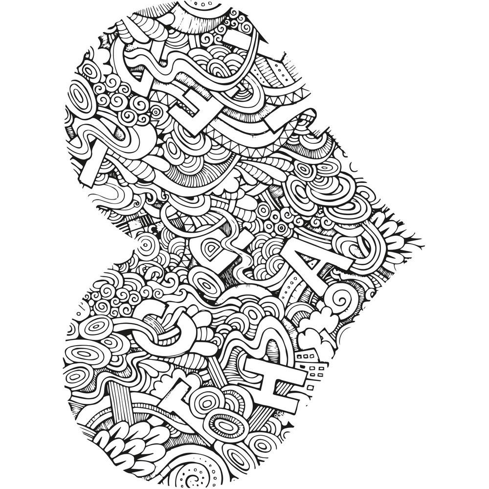 Kolorowanka Dla Doroslych A4 Z Logo V9673 99 Kolorowanki